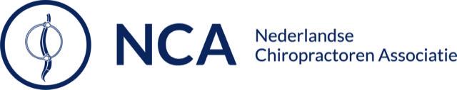 Logo Nederlandse Chiropractoren Associatie
